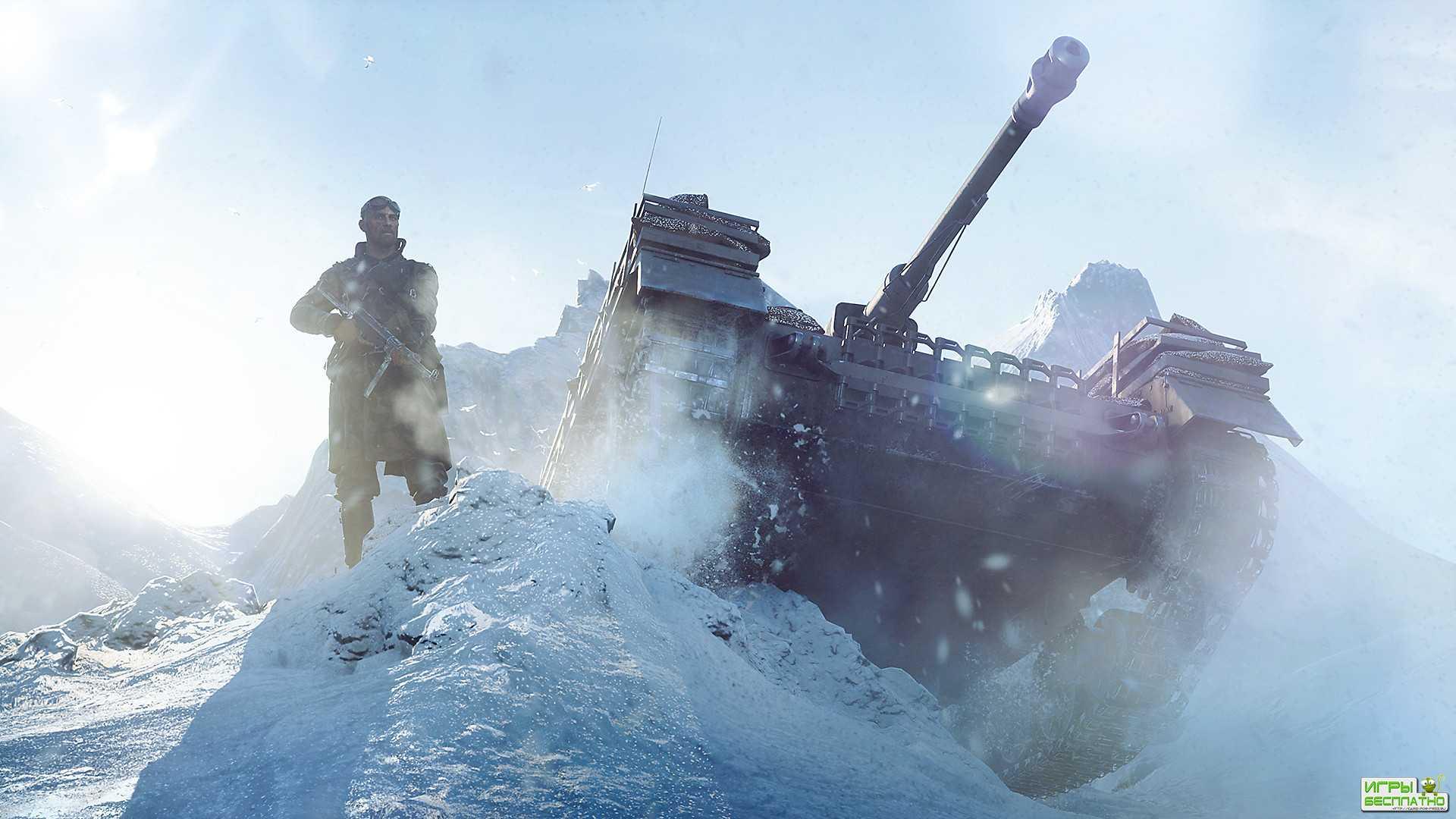 EA рассказала на что можно потратить деньги в Battlefield V