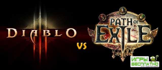 PlayDiablo4.com ведет на сайт Path of Exile