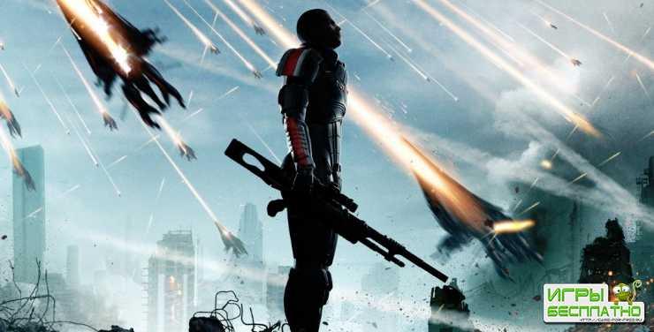 BioWare намекнула на новый Mass Effect в ролике в честь дня N7