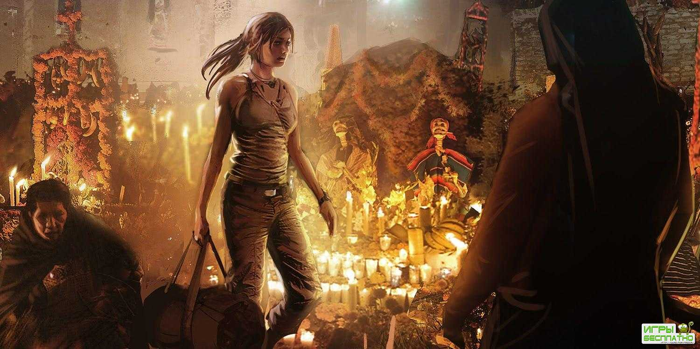 Новый трейлер кооперативного дополнения для Shadow of the Tomb Raider