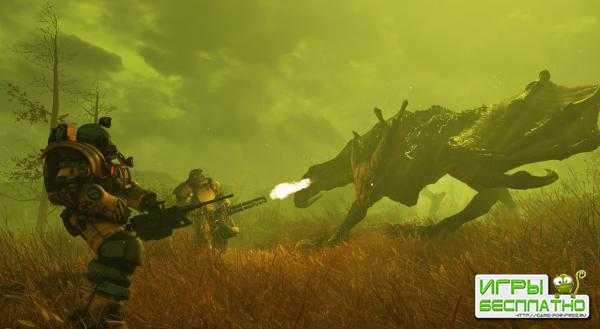 Большой патч Fallout 76 и серверы на обслуживании