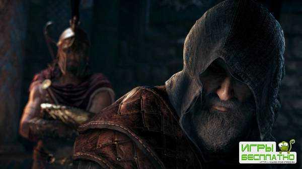 Трейлер первого эпизода Legacy of the First Blade для Assassin's Creed Odyssey