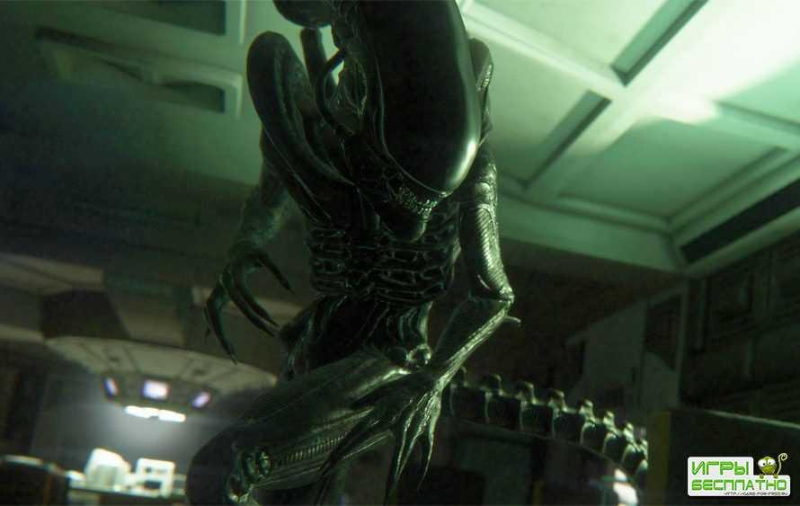 Alien Isolation - появился геймплей прототипа с видом от третьего лица