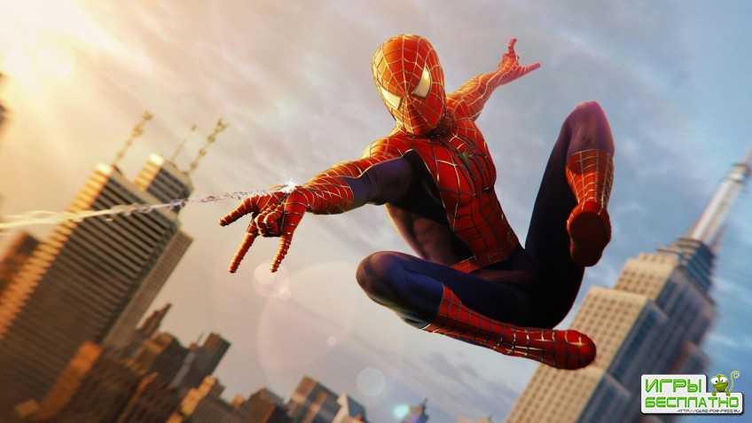 Сюрприз: в «Человеке-пауке» от Insomniac появился костюм из фильмов Сэма Рэ ...