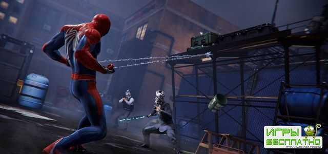 Японские разработчики оценили по достоинству Spider-Man