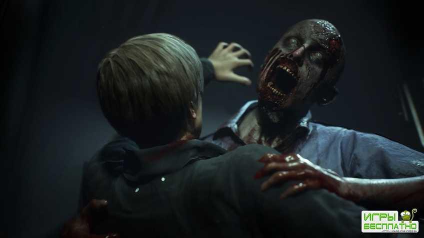 Resident Evil 2 наградит тех, кто не пользуется аптечками