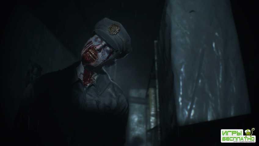 Вскоре после выхода демо ремейка Resident Evil 2 игра стала лидером продаж  ...