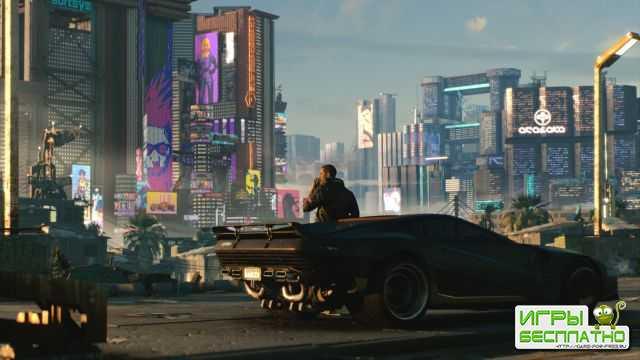 Разработчики Cyberpunk 2077 вдохновляются «Бегущим по лезвию» и «Призраком  ...