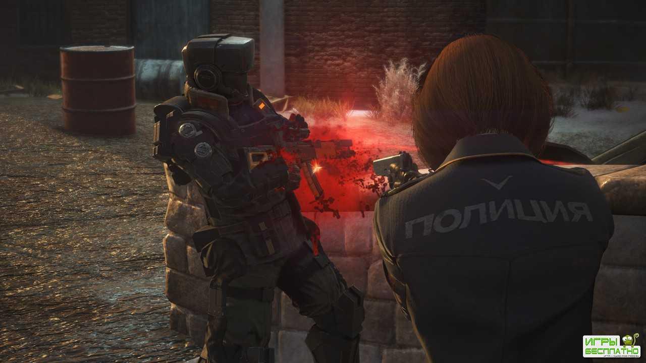 Square Enix представила новый трейлер Left Alive