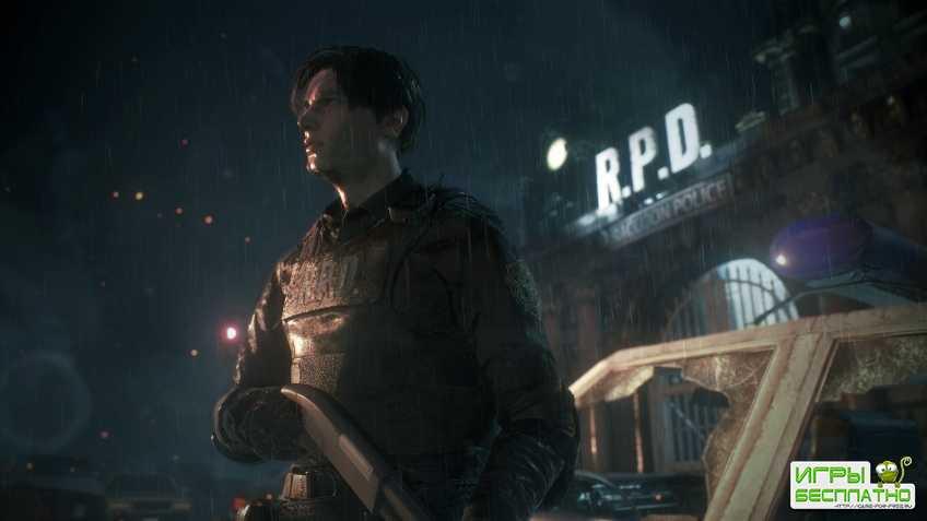 Ремейк Resident Evil 2 примерно вдвое продолжительнее оригинала