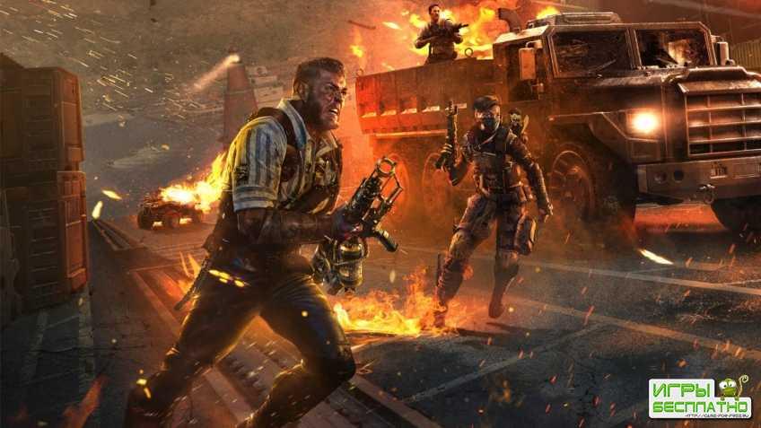 «Королевская битва» Call of Duty: Black Ops IIII на неделю станет бесплатно ...