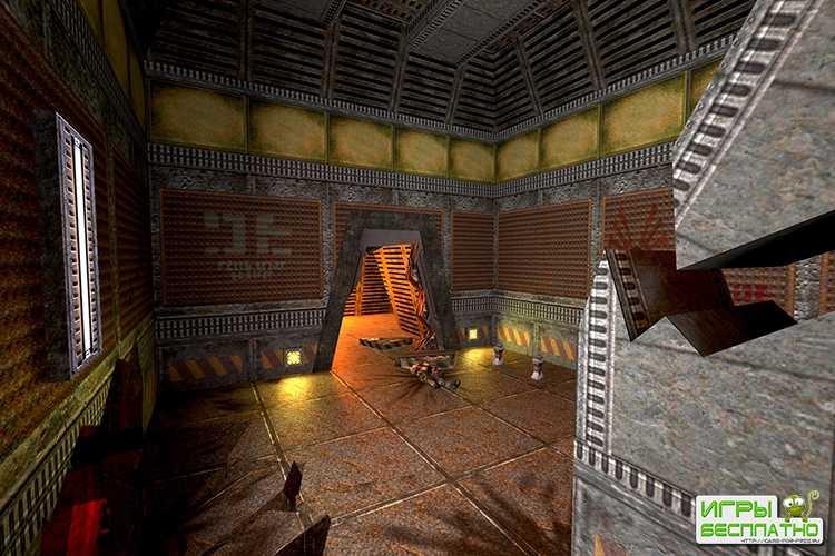 Quake II получил поддержку трассировки лучей для GeForce RTX