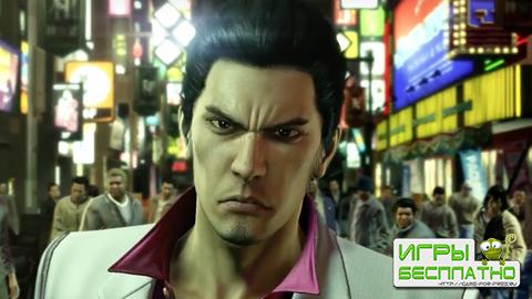 Yakuza Kiwami - SEGA раскрыла дату релиза игры в Steam необычным способом