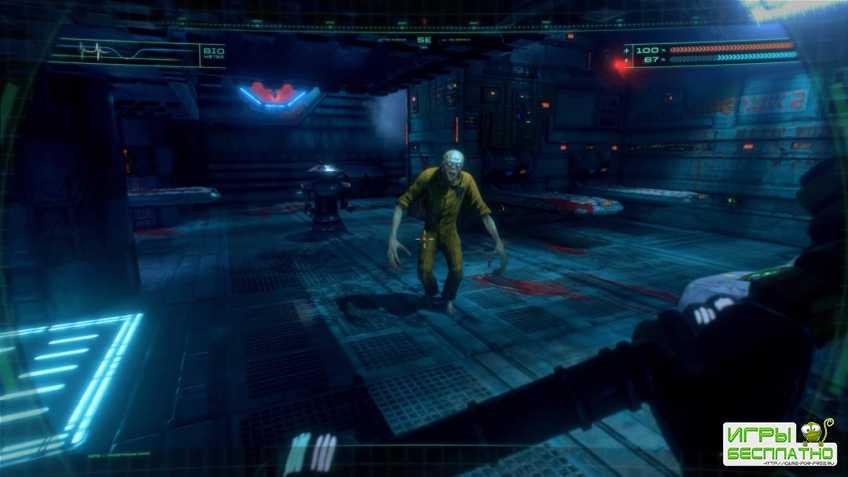 Появился новый геймплей переиздания культовой System Shock
