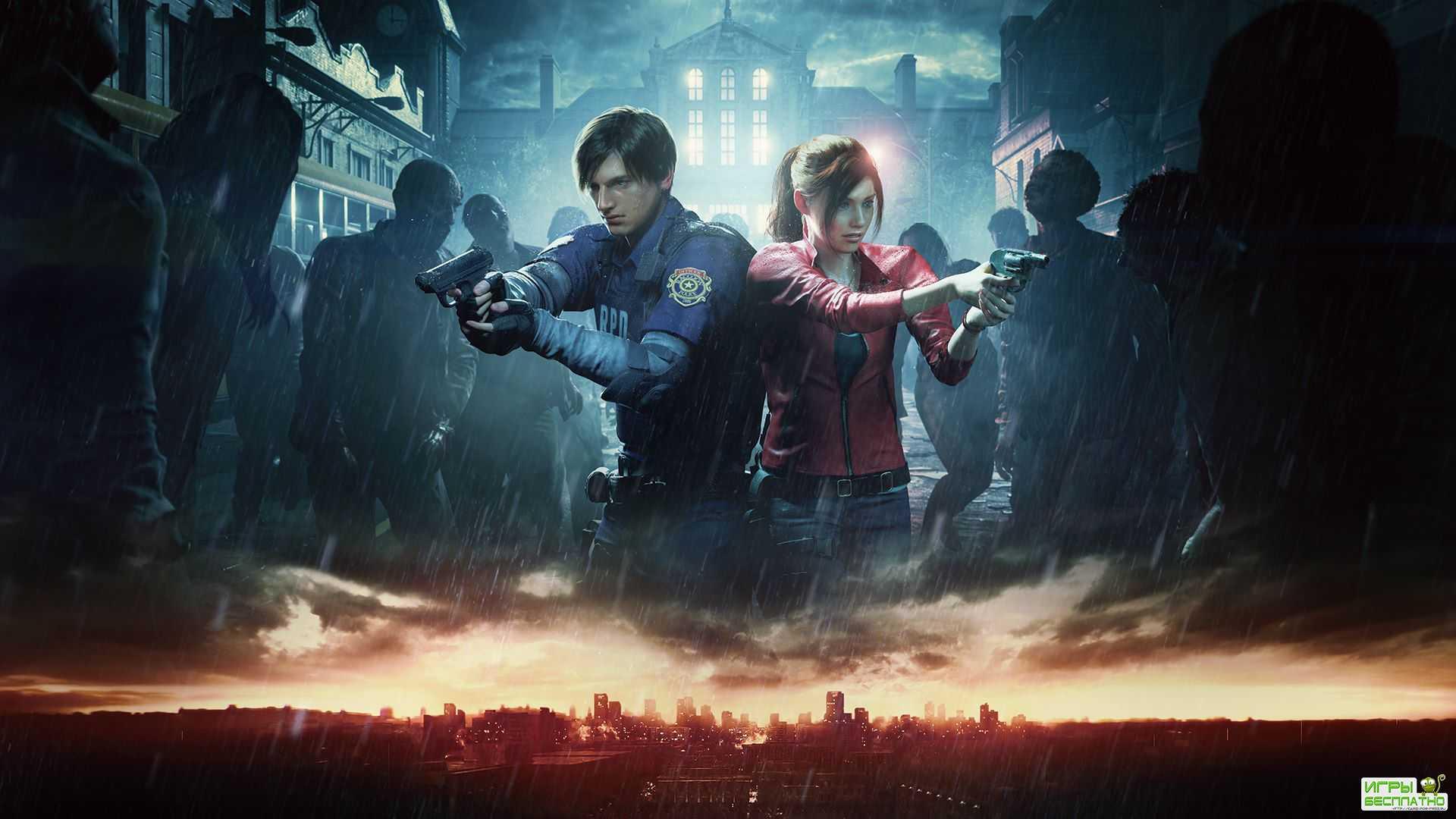 Resident Evil 2 получает максимальные оценки