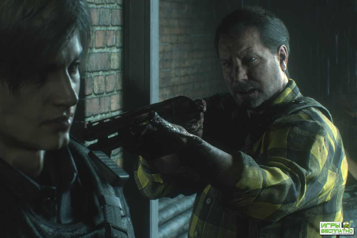 Релизный трейлер Resident Evil 2