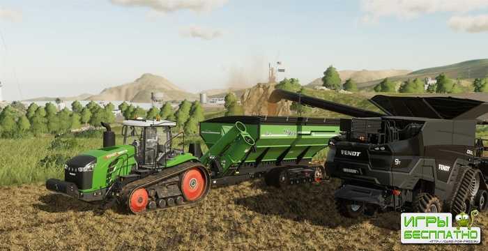 По симулятору фермера проведут турнир на 250 тысяч евро