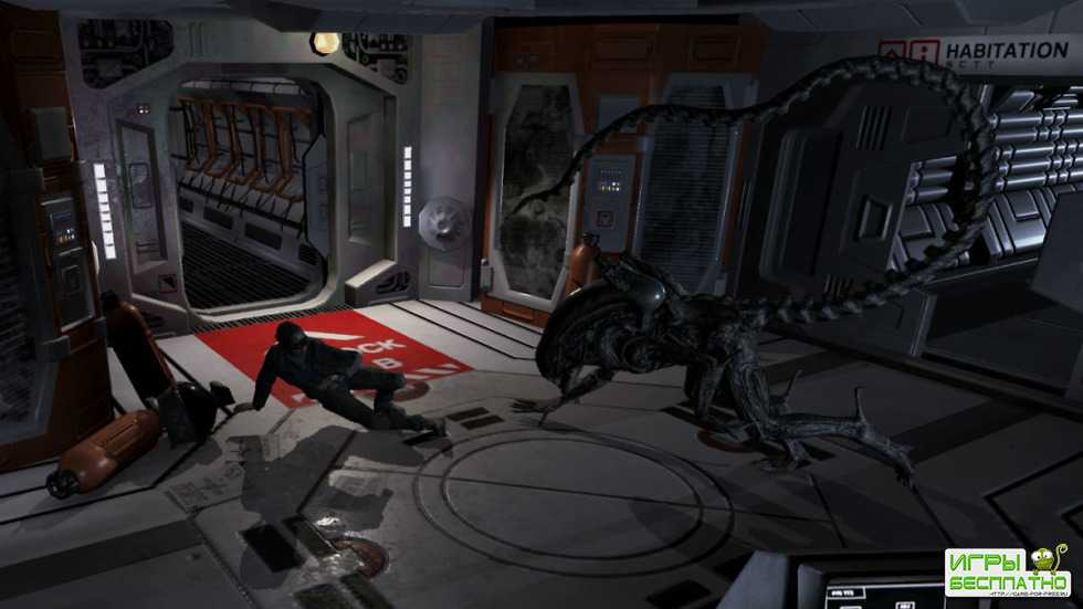 Alien: Blackout -обзавелась геймплейным трейлером