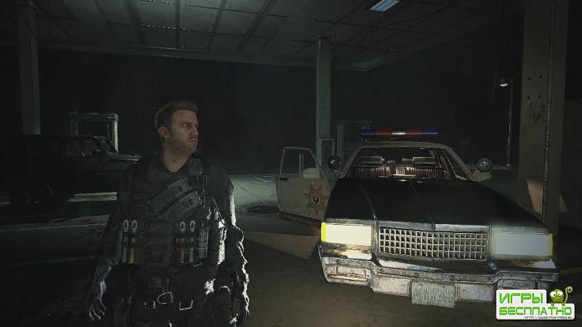 В Resident Evil 2 нашли Криса Редфилда