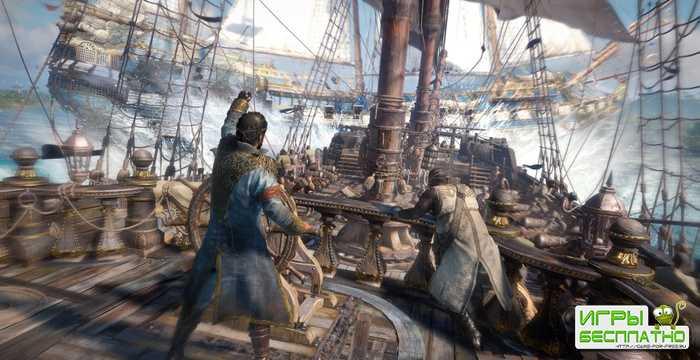 Ubisoft анонсировала сериал по мотивам Skull & Bones