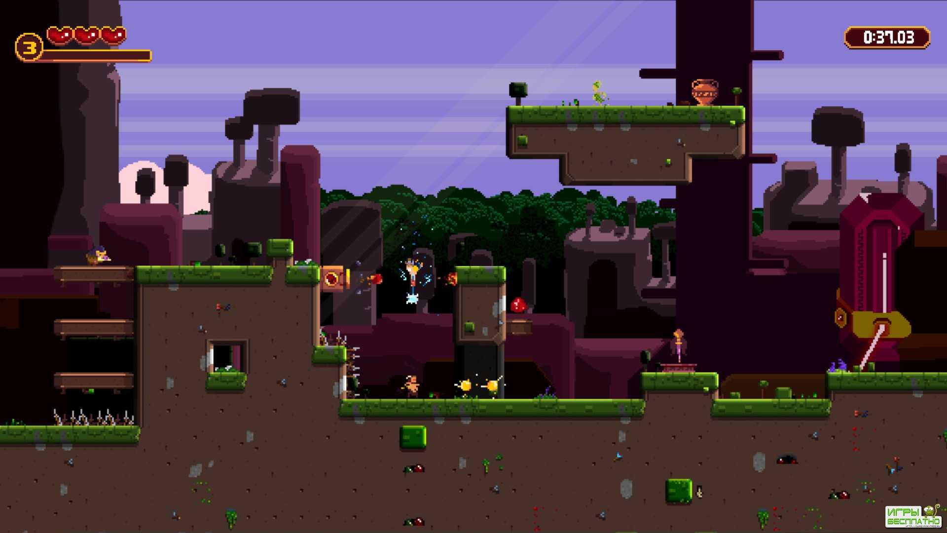 Million to One Hero GamePlay PC