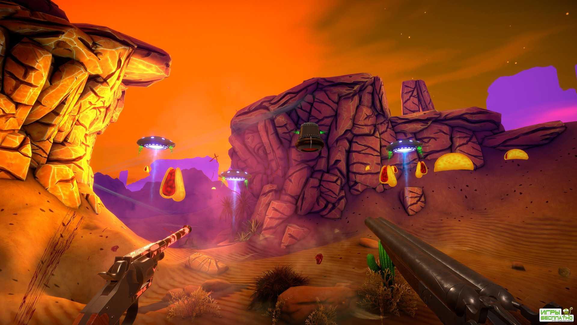 El Taco Diablo GamePlay PC