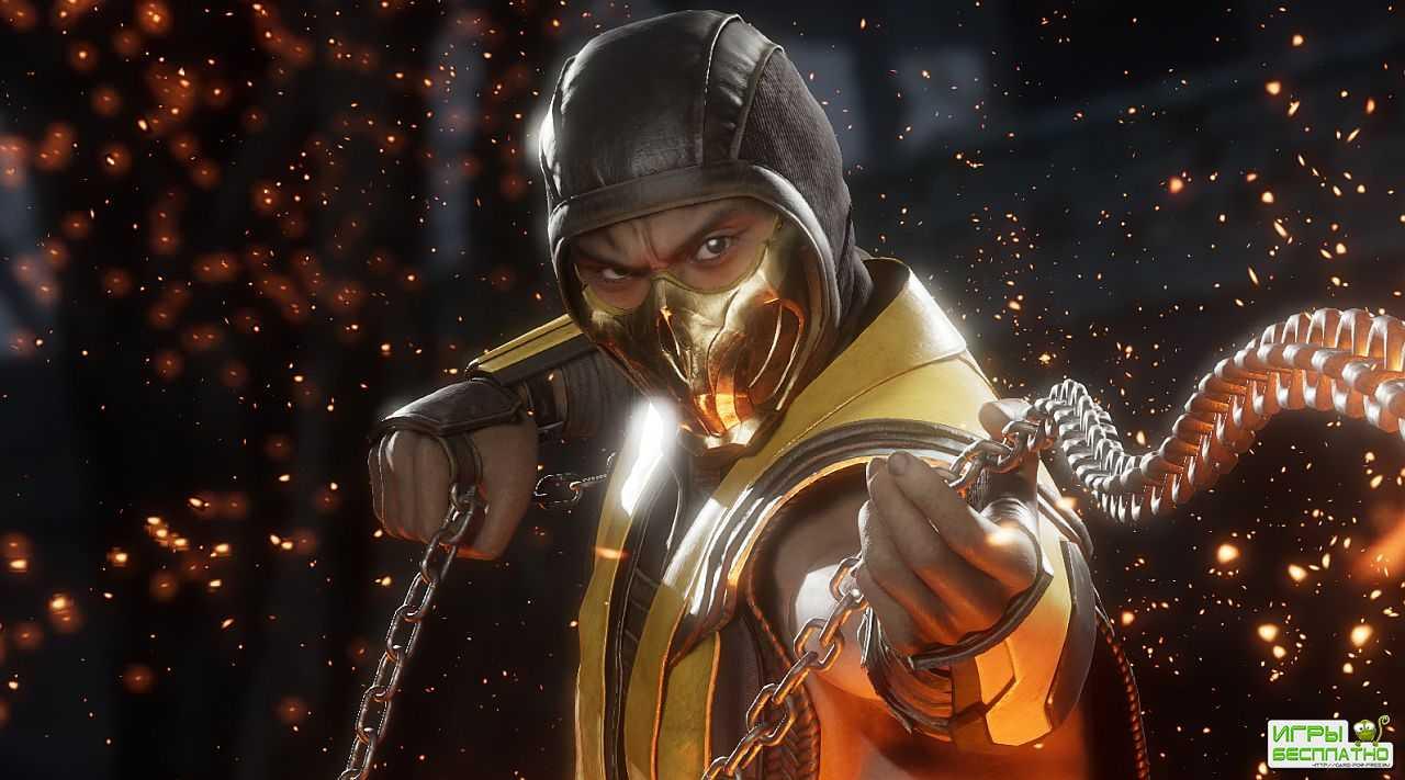 Названа продолжительность прохождения сюжета Mortal Kombat 11