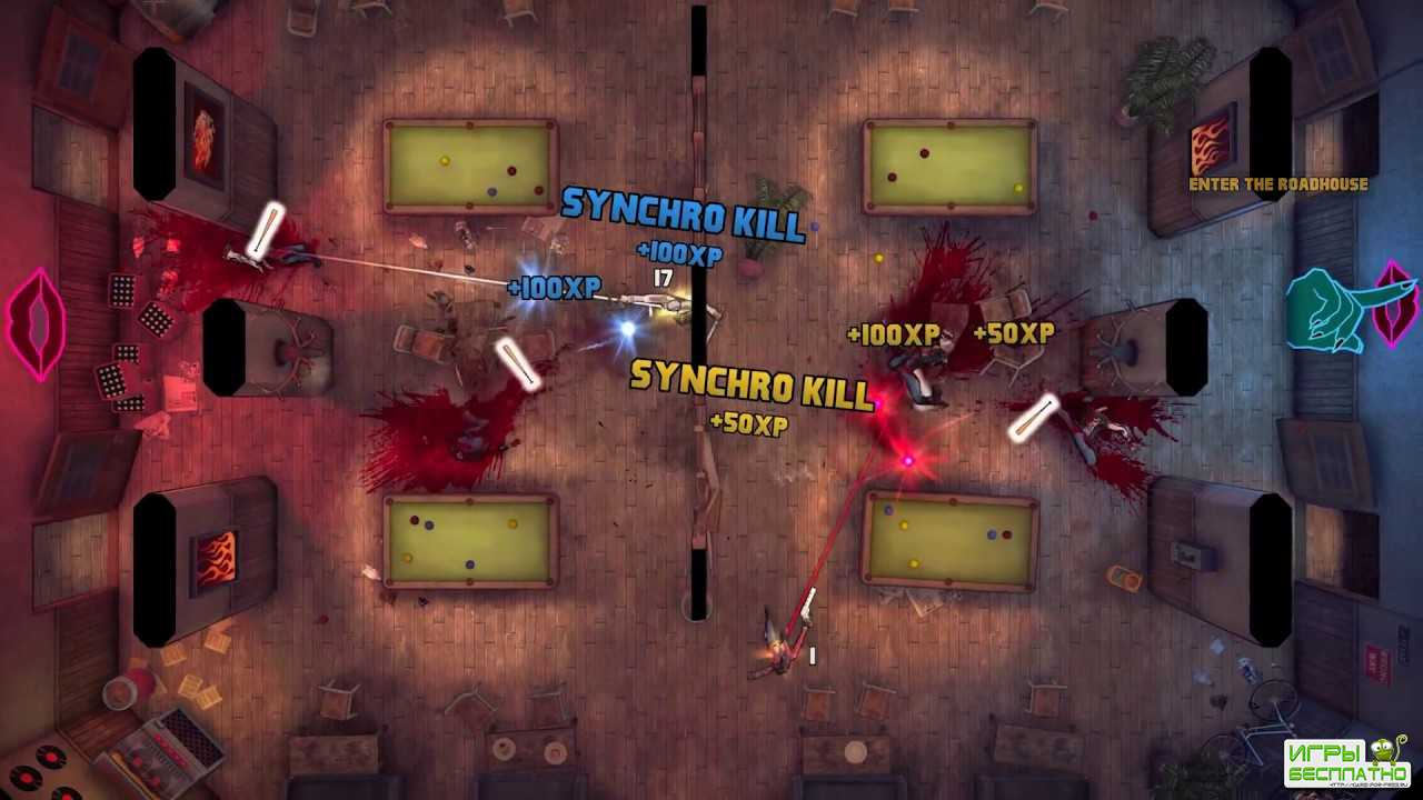 Gods Trigger GamePlay PC
