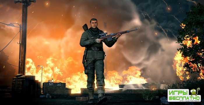 Разработчики Sniper Elite анонсировали 4 новые игры в серии