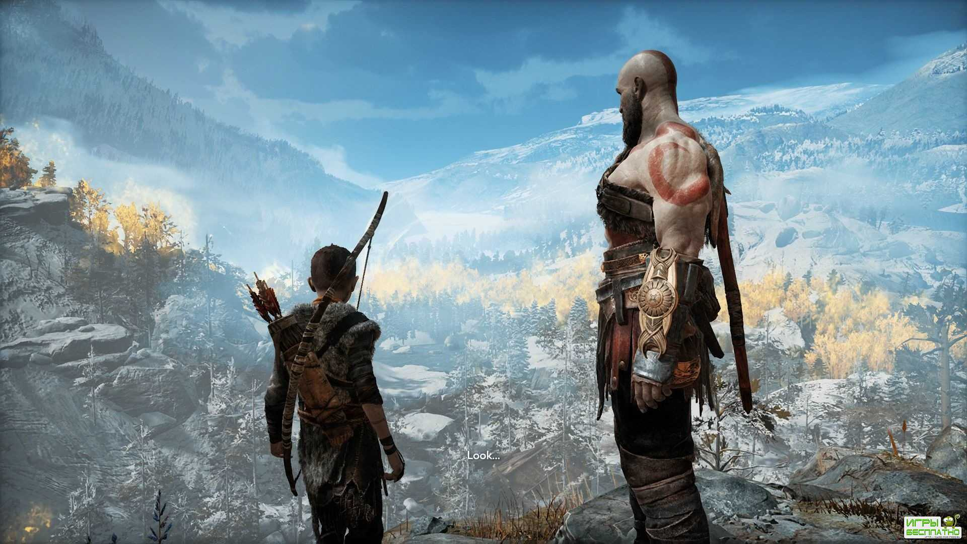 God of War – «Игра года» по версии Game Developers Choice
