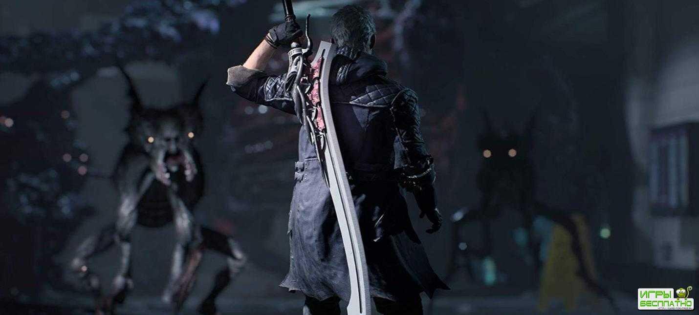 В Devil May Cry 5 добавлен режим Bloody Palace