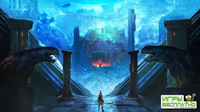 Атлантида появится в Assassin's Creed Odyssey 23 апреля