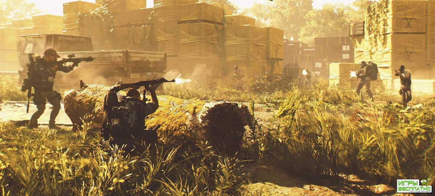 Трейлер масштабного обновления The Division 2 c эндгеймом, рейд появится 25 апреля