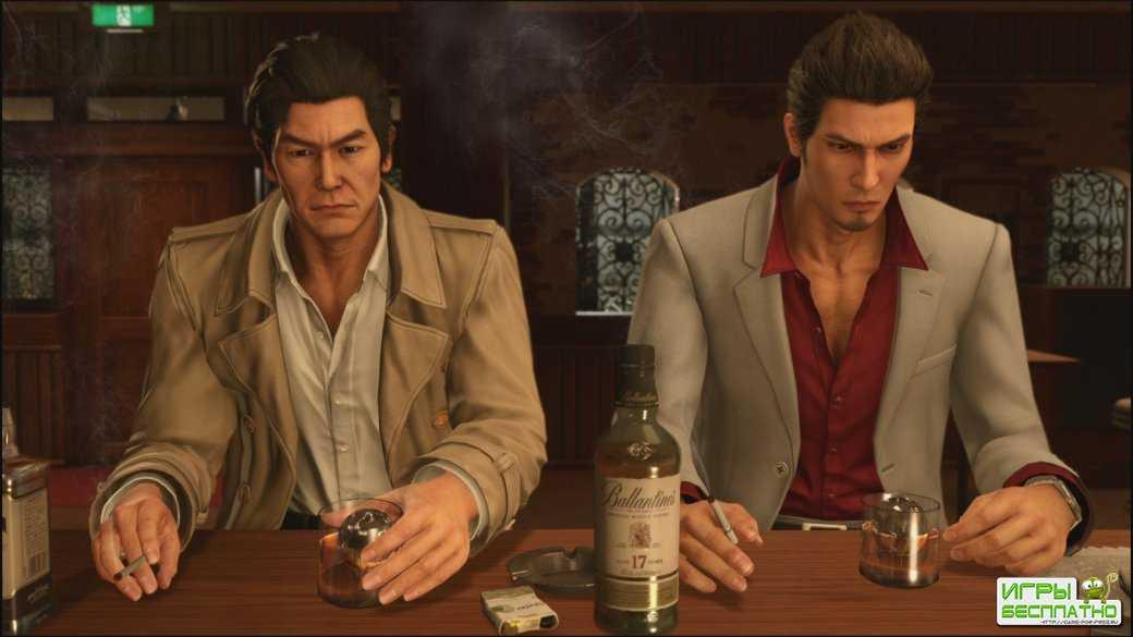 Yakuza Kiwami 2 выйдет 9 мая в Steam