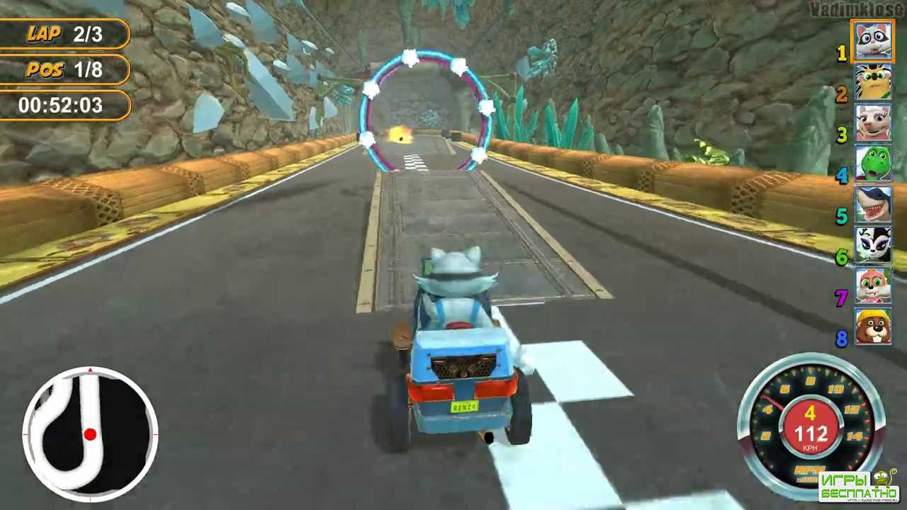 Renzo Racer GamePlay PC