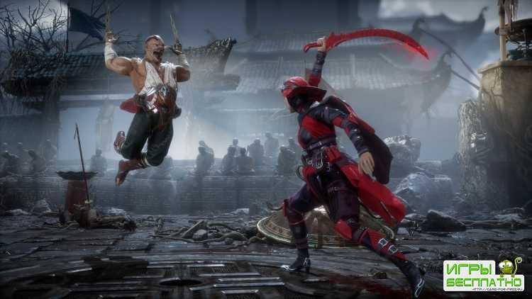 Mortal Kombat 11 потребует интернет-соединение для Крипты и Башни