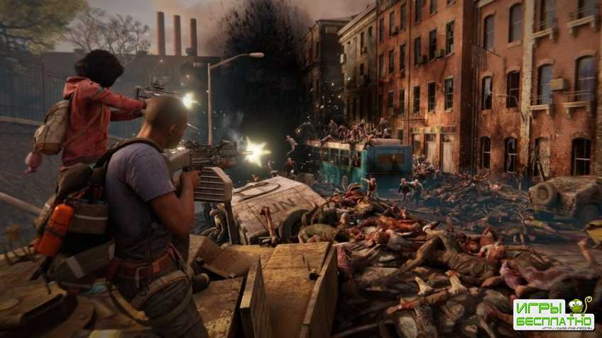 World War Z GamePlay PC