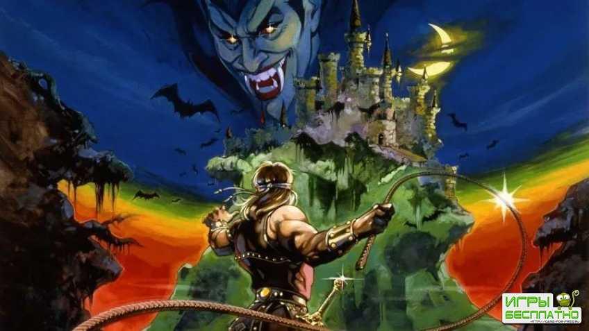 Konami объявила дату релиза коллекции Castlevania