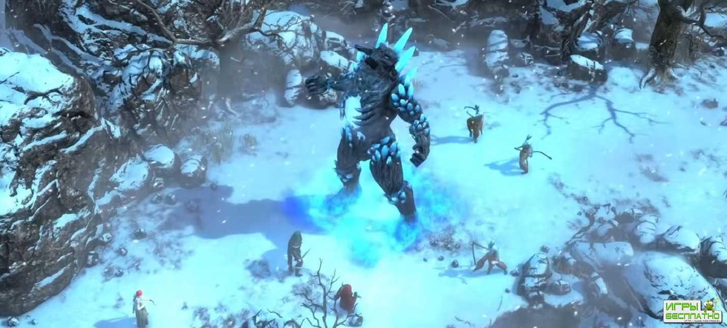 Ролевая игра Druidstone от создателей Legend of Grimrock выйдет в мае