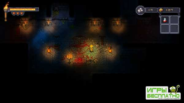 Courier of the Crypts GamePlay PC