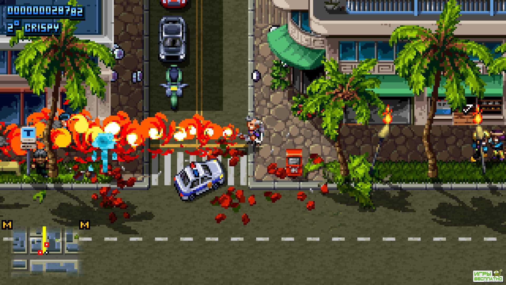 Shakedown: Hawaii GamePlay PC