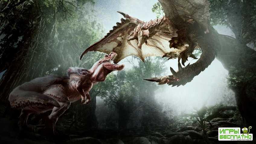До 21 мая на PS4 можно бесплатно опробовать Monster Hunter: World