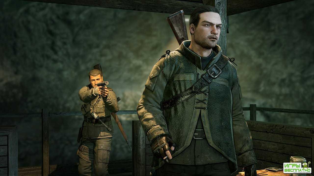 Релизный трейлер Sniper Elite V2 Remastered