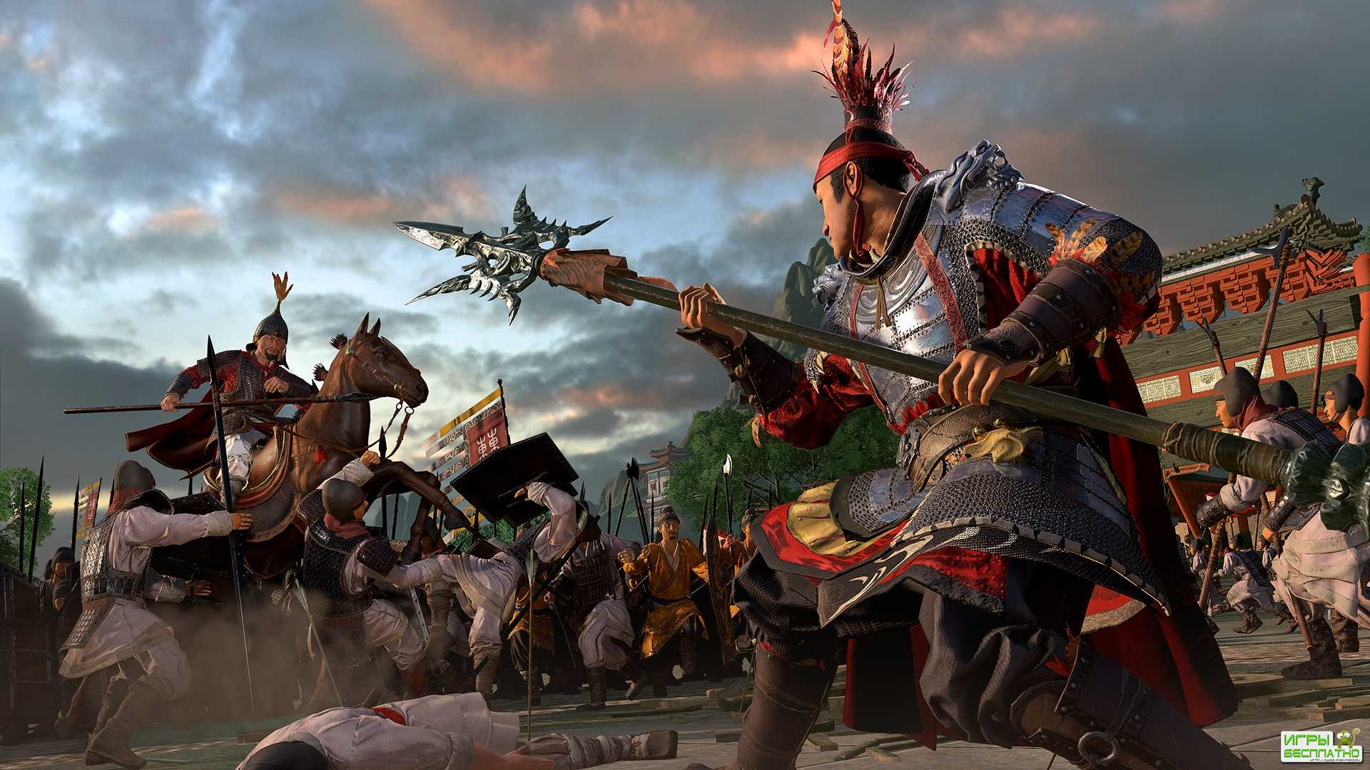 Подробности управления армией в Total War: Three Kingdoms