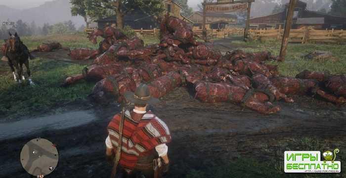 Игроки Red Dead Online пожаловались на жуткие изменения мира