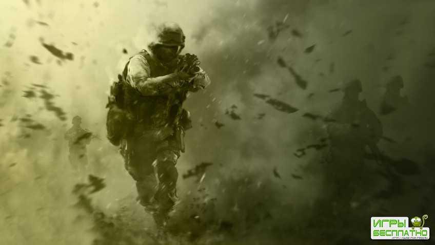 СМИ: новая Call of Duty называется просто Call of Duty: Modern Warfare