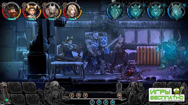 Vambrace: Cold Soul GamePlay PC