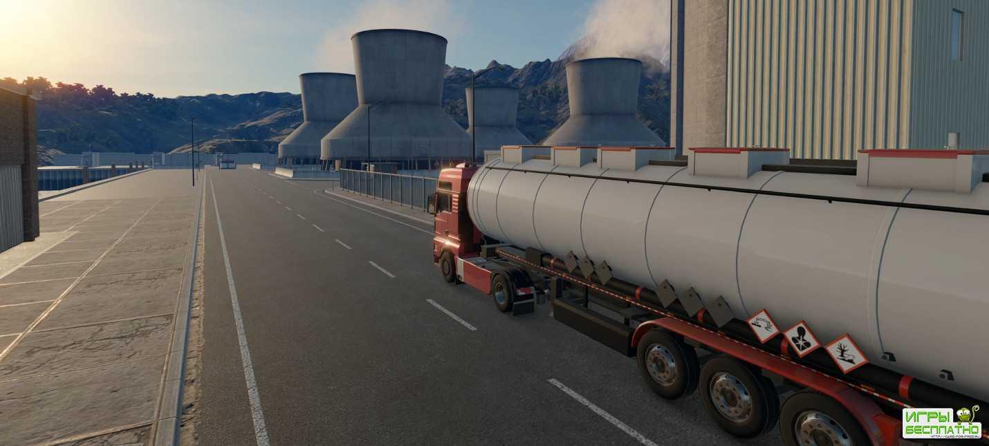 Симулятор дальнобойщика Truck Driver выйдет в сентябре на консолях