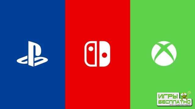 Самые продаваемые игры текущего поколения в США