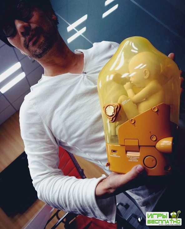 В Бразилии разошлась фейковая новость о Кодзиме, который «искусственно выращивает детей»